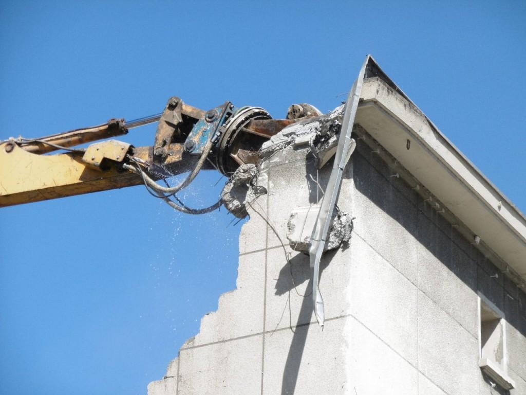 Entreprise de demolition a Annecy 74