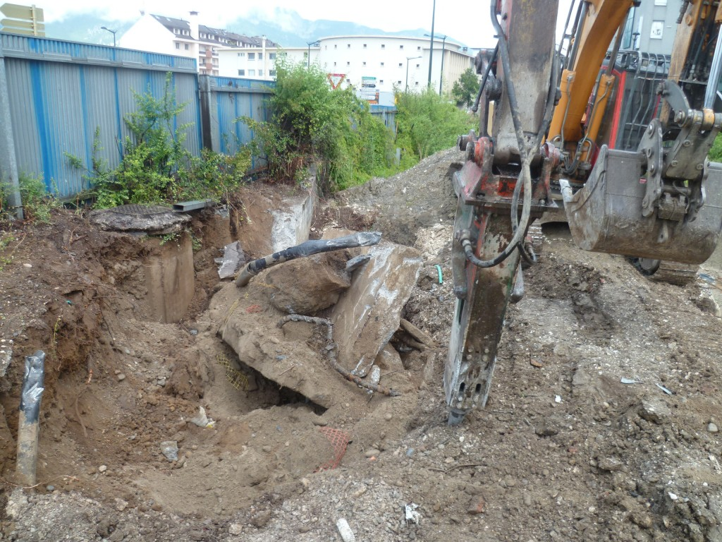 Entreprise de demolition en Savoie 73